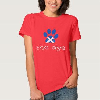 Cats Say Aye Scottish Independence T-Shirt