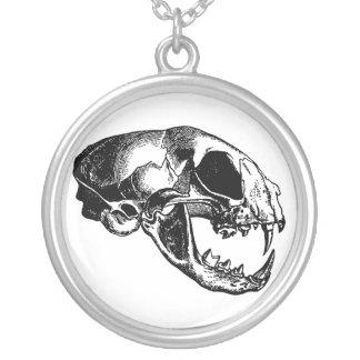 Cat's Skull Necklaces