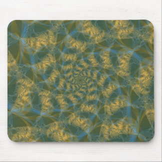 Cats Tails Spiral Mousepad