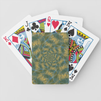 Cats Tails Spiral Playing Cards