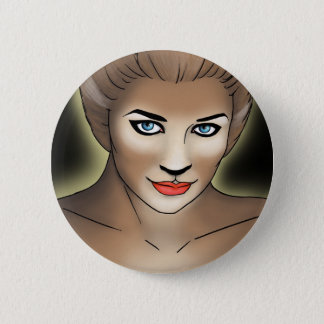 Cats the Musical - Cassandra 6 Cm Round Badge