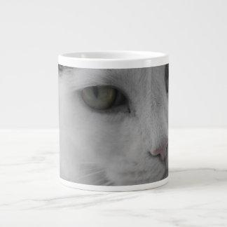 Cats Thoughts Giant Coffee Mug