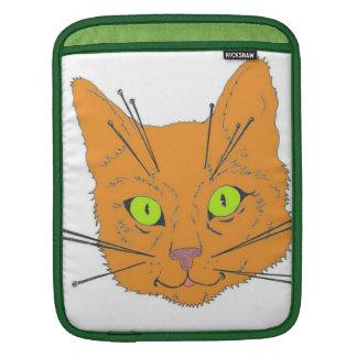 Cat's Whiskers iPad Sleeve