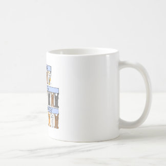 Cats Wishing you a Speedy Recovery Coffee Mug