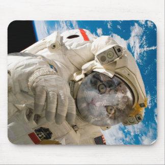 Catstronaut, Astronaut, Mouse Mat