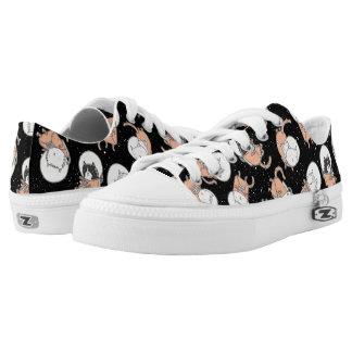 CatStronaut Shoes!!! Low Tops