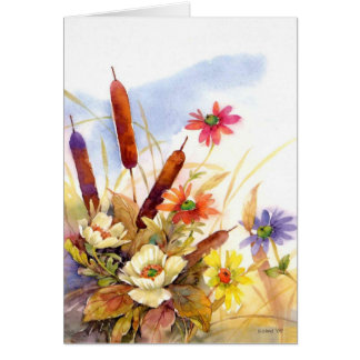 cattails cards
