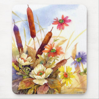cattails mouse pad
