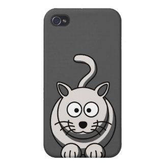 Cattish2 Cases For iPhone 4