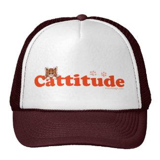 Cattitude Cap
