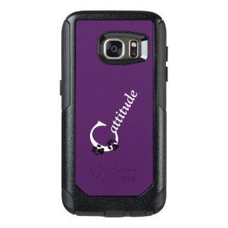Cattitude OtterBox Samsung Galaxy S7 Case
