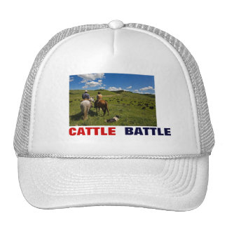 CATTLE BATTLE MESH HATS