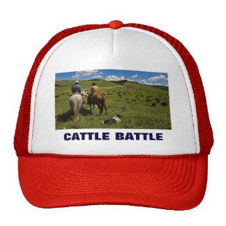 CATTLE BATTLE HAT