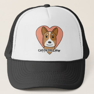 Cattle Dog Lover Trucker Hat