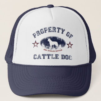 Cattle Dog Trucker Hat