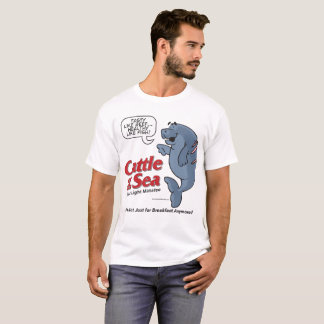 Cattle of the Sea - Max Manatee T-Shirt