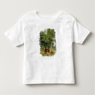 Cattle on a Devonshire Lane Toddler T-Shirt