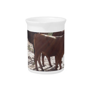 Cattle Pitcher