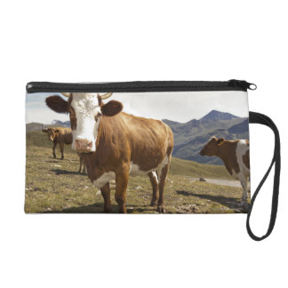 Cattle Wristlet Clutches
