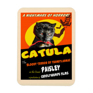 Catula Spoof Movie Poster Magnet