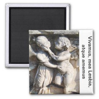 Catullus 5 magnet