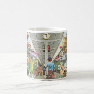 CATWALKS: All Aboard  White Mug