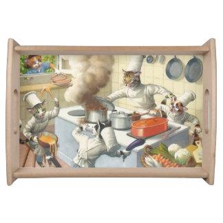CATWALKS: Kitchen Catastrophe - Small Tray Service Trays
