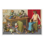 CATWALKS: Tailors Troubles  Poster Art Semigloss
