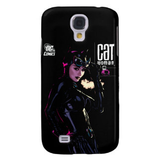 Catwoman 3 galaxy s4 case