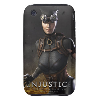Catwoman Tough iPhone 3 Covers