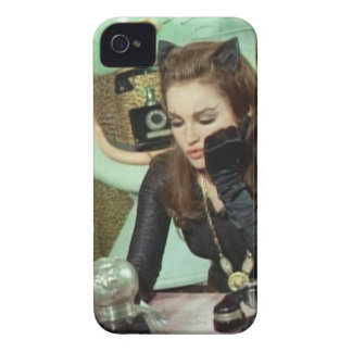 Catwoman iPhone 4 Case-Mate Case