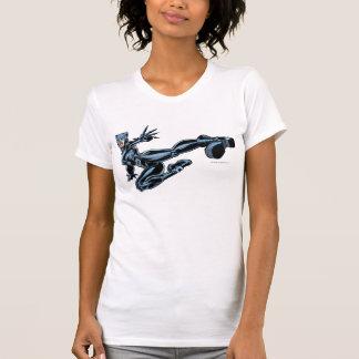 Catwoman kicks t shirts