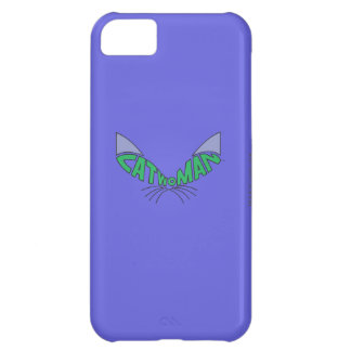 Catwoman Logo Green iPhone 5C Case