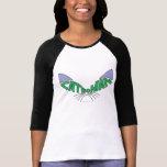 Catwoman Logo Green T-Shirt