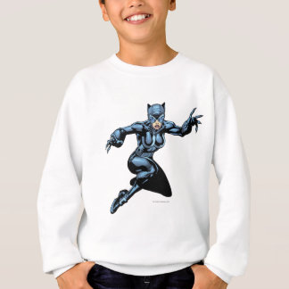 Catwoman with Claws Sweatshirt