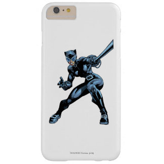 Catwoman with Whip Barely There iPhone 6 Plus Case