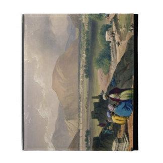 Caubul, from a Burying Ground on the Mountain Ridg iPad Folio Cases