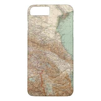 Caucasia 7374, Caspian Sea iPhone 8 Plus/7 Plus Case