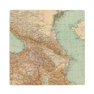 Caucasia 7374, Caspian Sea Wood Coaster