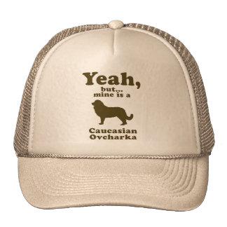 Caucasian Ovcharka Mesh Hat