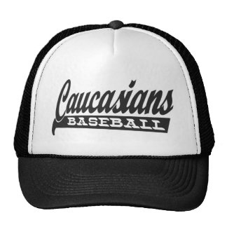 Caucasians Baseball Cap