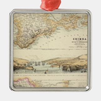 Caucausus and Crimea Christmas Ornament