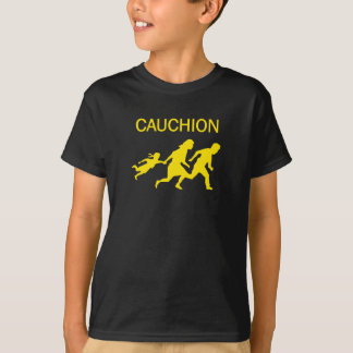 CAUCHION Border Crossing T-Shirt