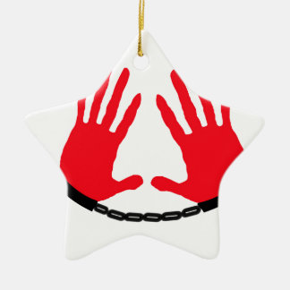 caught red handed copy.jpg ceramic star decoration