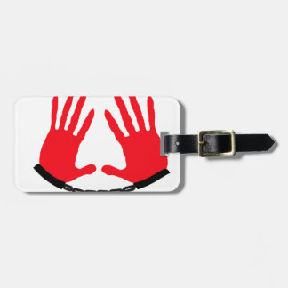 caught red handed copy.jpg luggage tag