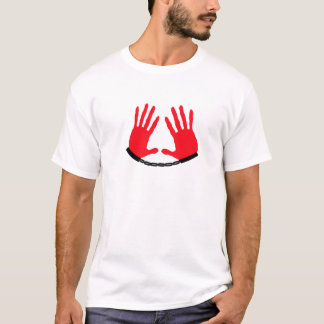 caught red handed copy.jpg T-Shirt