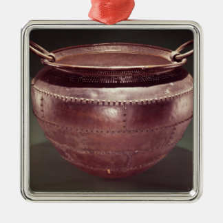 Cauldron, from Castlederg, County Tyrone Christmas Ornament