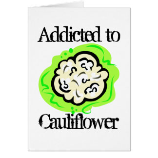 Cauliflower Card