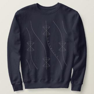 Causality in the Relativity Theory (type 3) Sweatshirt