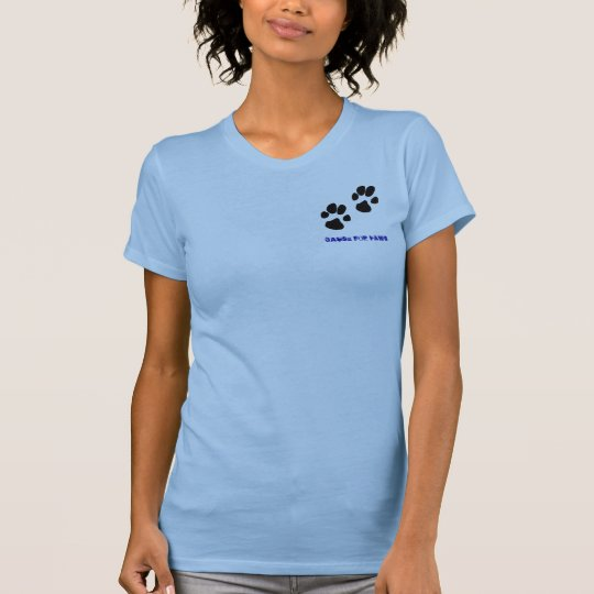 Cause for Paws T-Shirt